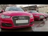Barça stars master Audi e-tron Challenge | AutoMotoTV