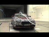 New BMW 6 Series Convertible Wind Tunnel