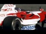 Panasonic Toyota Racing  2008 Brazilian Grand Prix Feature