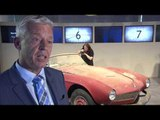 Elvis' BMW 507, BMW Museum Special Exhibition - Ulrich Knieps. Head of BMW Group | AutoMotoTV