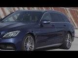 Mercedes-Benz C63 AMG Estate - Exterior Design | AutoMotoTV