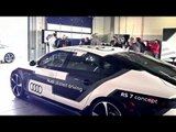 Audi RS 7 piloted driving concept at the Limit at Hockenheim - what happened so far | AutoMotoTV