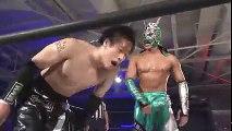 Dragon Kid vs. Jason Lee Open The Brave Gate Title Tournament Block A Semi Final Match Dragon Gate The Gate Of Passion 2018 - Tag 2