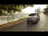 The new Fiat 500X crossover - Driving in the city Trailer | AutoMotoTV