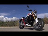 BMW R 1200 R Lightwhite in Racing Red Design Preview   AutoMotoTV