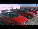 The new Audi cars for Real Madrid FC and Audi A3 e-tron | AutoMotoTV
