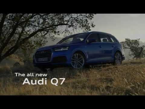 Audi Q7 – Audi tablet | AutoMotoTV