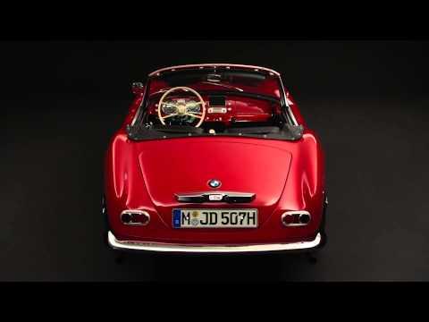BMW Design Icons – BMW 507   AutoMotoTV