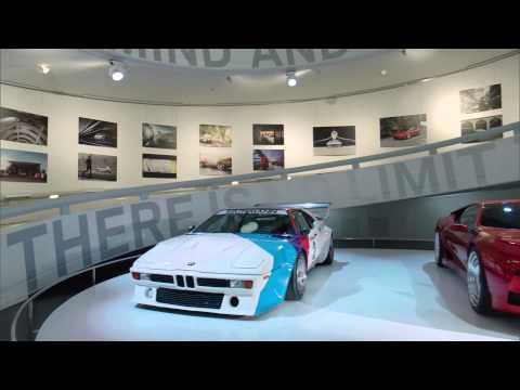 BMW Museum Touring cars BMW 1800 TI, BMW 3 0 CSL, BMW M3 1989, BMW 320 1977 | AutoMotoTV