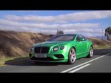 Bentley Continental GT SPEED Preview | AutoMotoTV