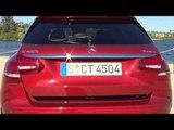 Mercedes-Benz C 450 AMG 4MATIC Estate Red Metallic - Exterior Design | AutoMotoTV