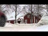 Fiat 500X Proving Ground Center of FCA in Arjeplog, Sweden Trailer | AutoMotoTV