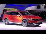 Press Conference Geneva Motor Show 2015 -Teil 2 - VW Caddy, Sharan and Passat Alltrack | AutoMotoTV
