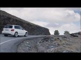 Mercedes Benz GLK 350 4MATIC   Footage