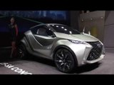 LEXUS LF-SA Concept World Premiere at 2015 Geneva Motor Show | AutoMotoTV