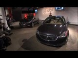 2014 Buick Lacrosse and 2014 Buick Regal revealed at the 2013 NY Auto Show