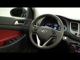 Hyundai Tucson Interior Design - 2015 Geneva Motor Show | AutoMotoTV