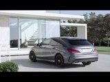 Mercedes-Benz CLA 250 4MATIC Exterior Design - 2015 Geneva Motor Show | AutoMotoTV