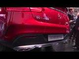 Geneva International Motor Show 2015 - Mercedes-AMG GLE 63 4MATIC | AutoMotoTV