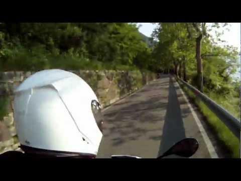 Husqvarna Nuda 900R. Riding scenes