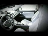 Lexus CT 200h UK Launch Presentation Part 1