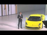 New Lamborghini Gallardo LP 560-4 Worldwide Premiere Paris Motor Show 2012