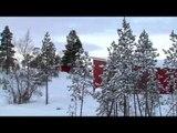 Audi RS 3 Sportback in Finland   AutoMotoTV