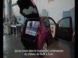 New Renault Twingo «Scabin Pasta Twingo» by Davide Scabin