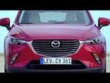 All-new 2015 Mazda CX-3 Exterior Design Trailer | AutoMotoTV