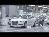 AUDI production in China, Changchun Audi Q5 and Audi A4 L Production Line | AutoMotoTV