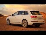 Audi Q7 Last Approval Drive Namibia Exterior Design | AutoMotoTV