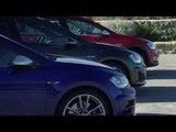 Volkswagen Golf Alltrack, Golf R Variant and Golf GTD Variant - Presentation in Málaga | AutoMotoTV