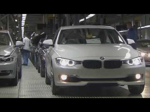 BMW Munich plant BMW | AutoMotoTV