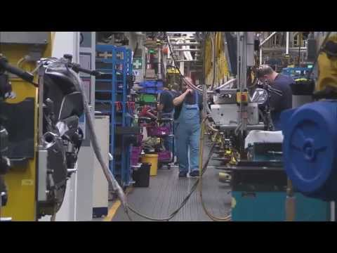 BMW Munich plant Motorcycles | AutoMotoTV