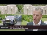 Concorso D'Eleganza Villa D'Este 2015 - Thorsten Müller-Ötvös CEO of Rolls-Royce  | AutoMotoTV