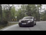 Bentley Continental GT Speed in Spectre Preview | AutoMotoTV