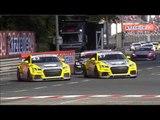 60 Seconds of Audi Sport 48 2015 - Audi Sport TT Cup Norisring, Race 2 | AutoMotoTV