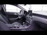 The New Mercedes-Benz A 250 Motorsport Edition - Interior Design Trailer | AutoMotoTV