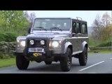 2012 Land Rover Defender B Roll