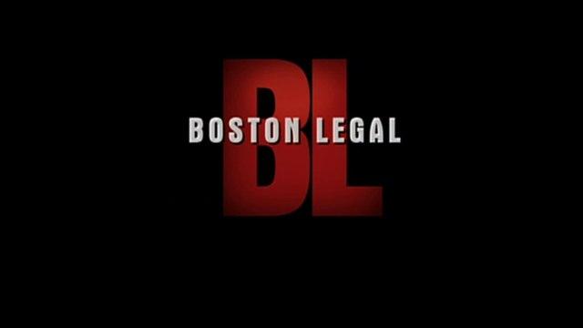 Boston Legal / Boston Justice (Clip Vidéo Theme song - Générique + Bonus OV-VF Tv Version 2004-2005-2006) HD - HQ - 16.9