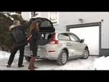 Volvo C30 Electric using smart charging concept