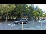 BMW X3 xDrive20d Driving scenes city