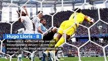 France-Uruguay : Lloris impérial, Varane décisif, Griezmann chanceux... Les notes des Bleus après leur qualification pour les demi-finales