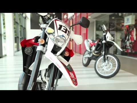 Husqvarna Motorcycles. Showroom