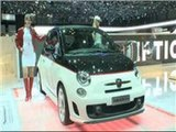 World Premieres Abarth 500C and Abarth Punto Evo Geneva Motor Show 2010