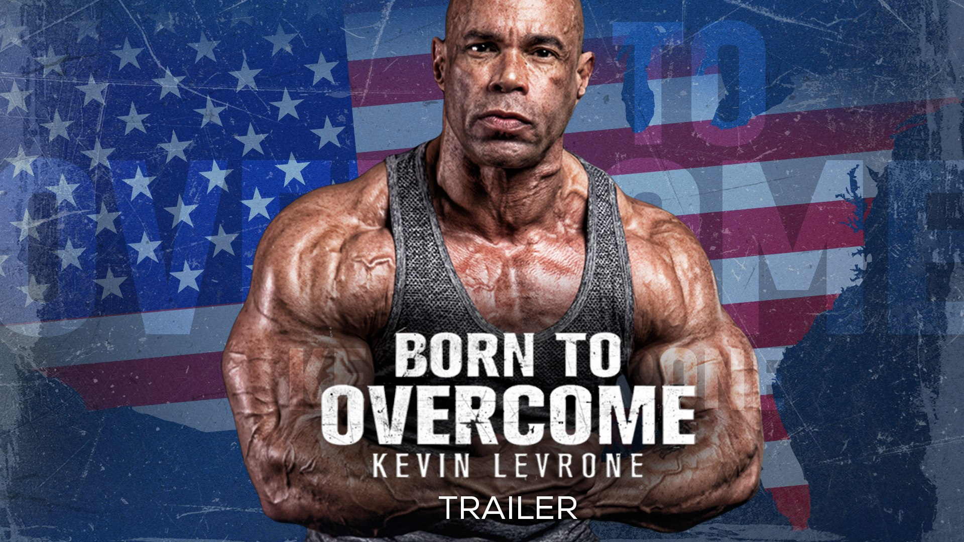 Born To Overcome Kevin Levrone Official Trailer Hd Bodybuilding Movie Video Dailymotion