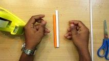 How to Make a Paper Pocket Mini Gun that Shoots Paper Bullets Easy Paper Gun Tutorials