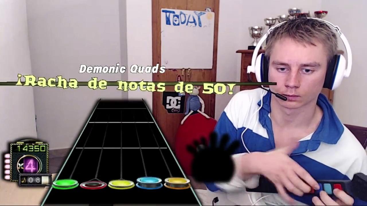 Guitar Hero Invisible Notes Minitage !!! [PiP]