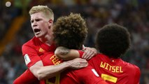 Brazil Gets Knocked Out Of World Cup By Belgium
