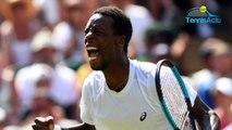 Wimbledon 2018 - Gaël Monfils : son premier huitième de finale à Wimbledon